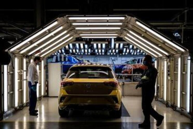 Fábrica da Volkswagen em Palmela