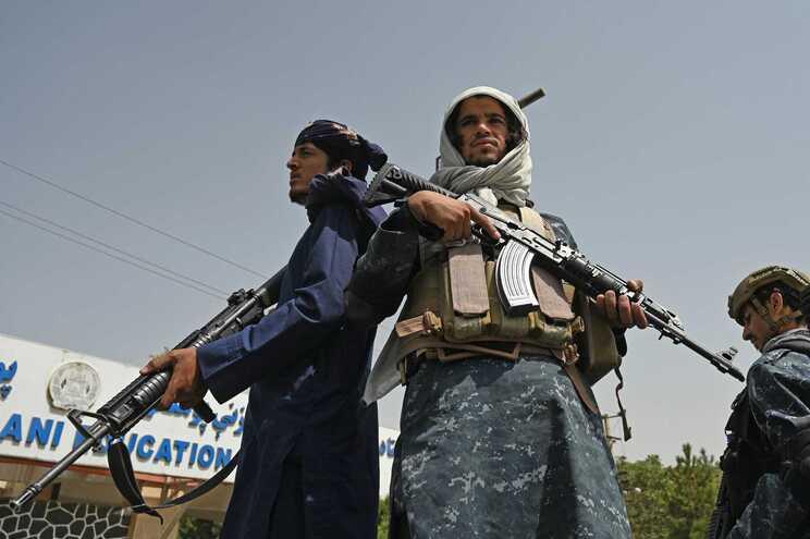 Talibãs tomaram o Afeganistão