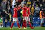 O Benfica venceu o Vizela este domingo