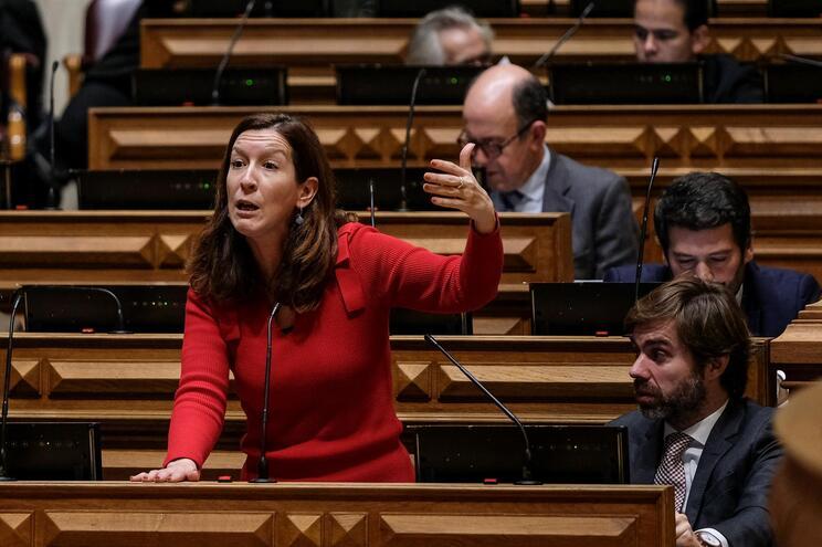 Cecília Meireles, deputada do CDS-PP