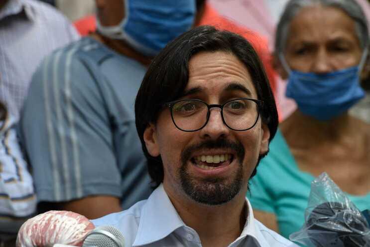Opositor venezuelano Freddy Guevara acusado de terrorismo e traição à pátria