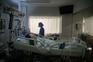 Em cuidados intensivos permanecem 200 pacientes em estado crítico