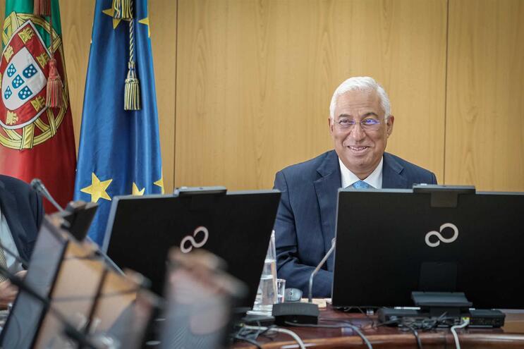Primeira reunião de Conselho de Ministros do novo governo