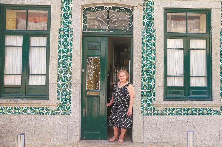 A mãe de Alzira Regufe já arrendava quartos aos turistas no verão