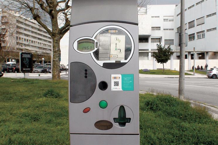 Parquímetros em Braga voltam a funcionar esta semana