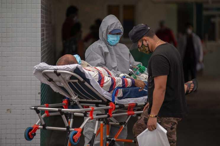 Pandemia voltou a agravar na cidade brasileira