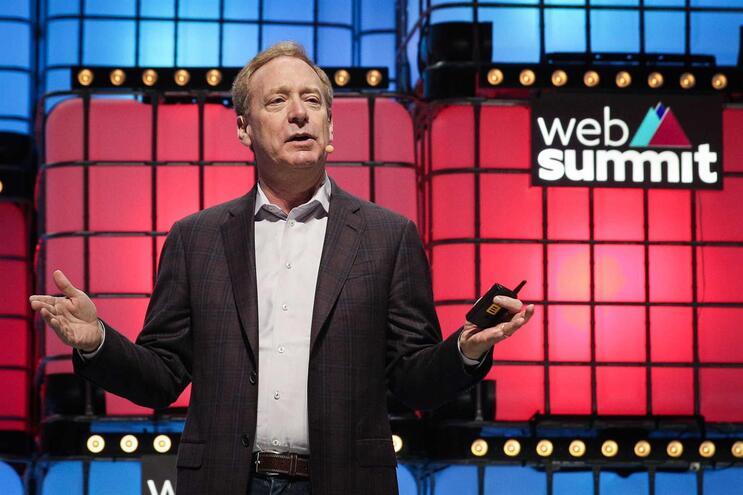 Presidente da Microsoft, Brad Smith