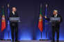 António Costa com Charles Michel, presidente do Conselho Europeu