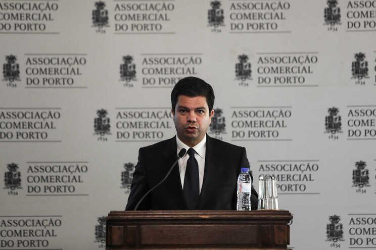 Nuno Botelho, presidente da Associação Comercial do Porto