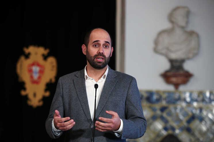 Pedro Filipe Soares deputado e membro da Comissão Política do Bloco de Esquerda
