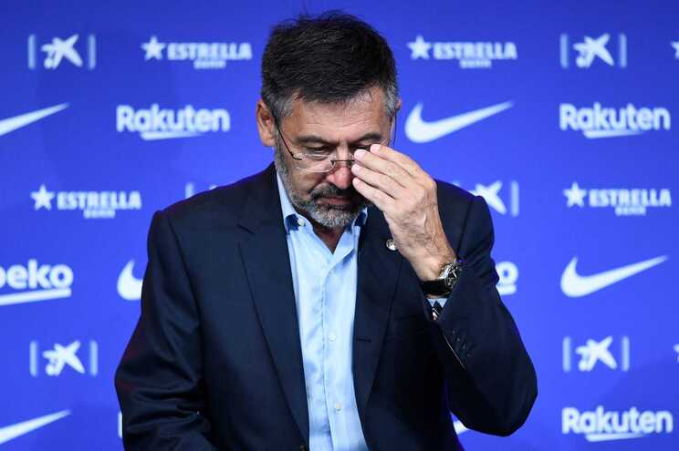 Josep María Bartomeu foi detido