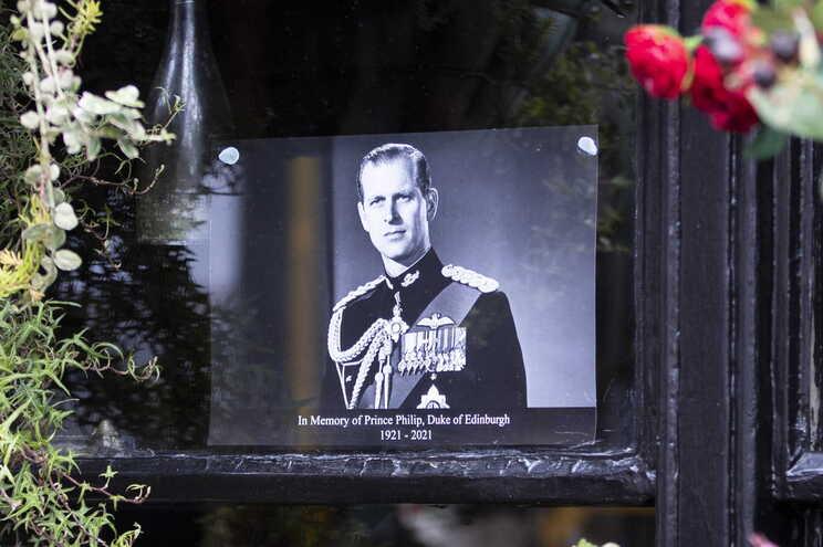 Príncipe Filipe morreu aos 99 anos