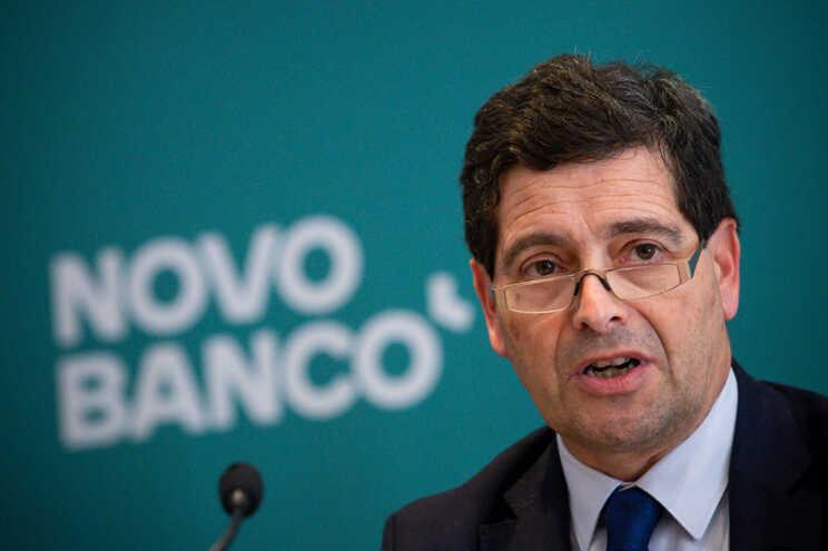 Presidente-executivo do Novo Banco, António Ramalho