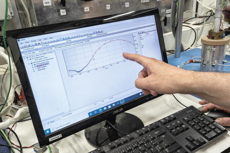 """Projeto de """"conversão direta de CO2 em combustíveis sintéticos"""" deverá ficar concluído em 2024"""