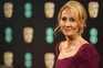 """J. K. Rowling ganhou fama e fortuna com a saga """"Harry Potter"""""""