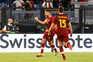 AS Roma impôs-se em casa ao CSKA Sofia