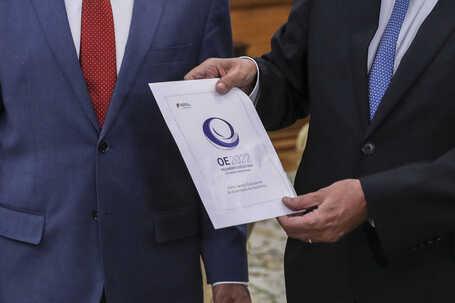 Governo entregou o OE2022 a 11 de outubro na Assembleia da República e a votação na generalidade é dia