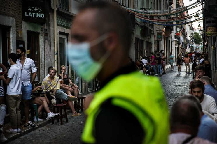 Incidência em Lisboa já está acima dos 700 casos por 100 mil habitantes