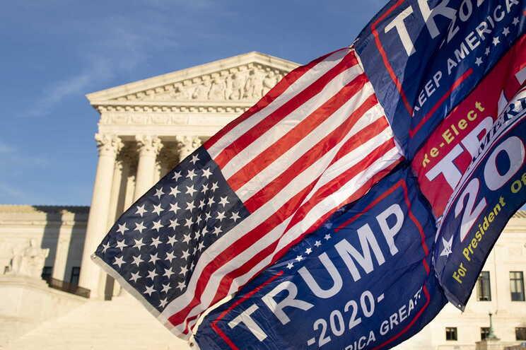 Trump perde ação em Wisconsin para reverter derrota