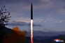 Coreia do Norte testa novo míssil balístico a partir de submarino
