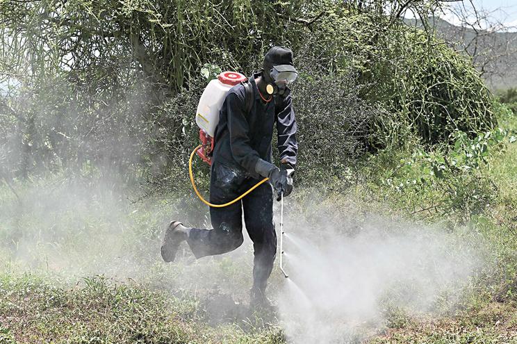 Plataforma quer o fim dos apoios a herbicidas