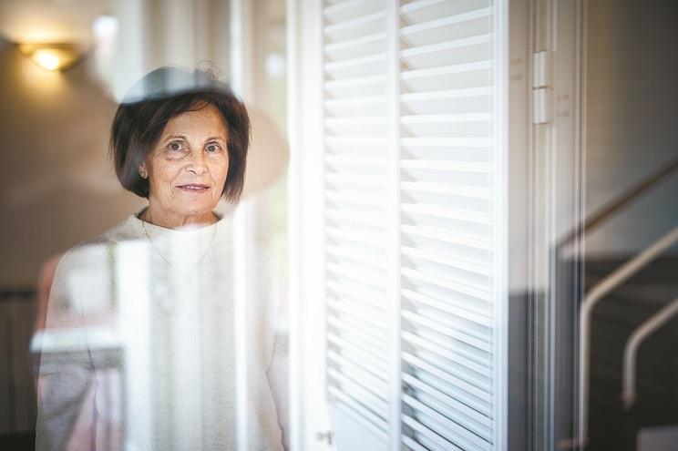 """Maria de Fátima tem esperança que a cirurgia lhe traga """"mais qualidade"""" de vida"""