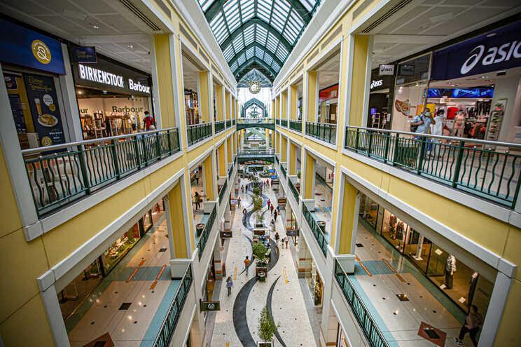 Centros comerciais garantem que podem abrir com todas as condições de higiene
