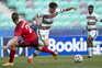 Francisco Trincão apontou o 2-0 para Portugal frente à Suíça
