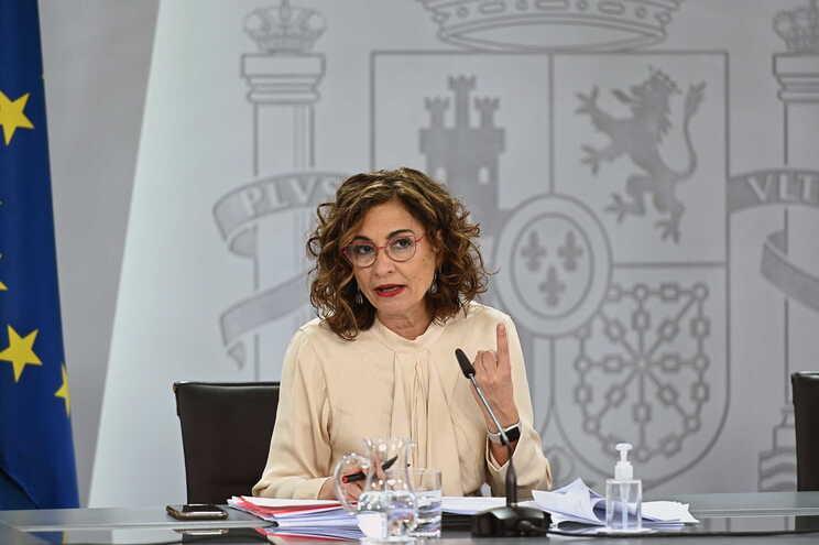 María Jesús Montero, porta-voz do Governo espanhol