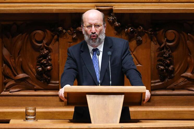 Ministro do Ambiente e da Transição Energética, João Pedro Matos Fernandes