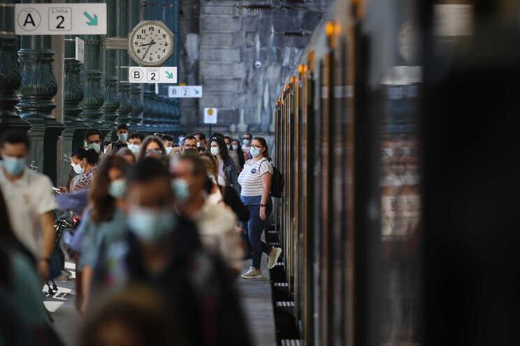 A greve poderia afetar a circulação de comboios de longo curso e regionais
