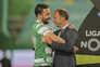 Varandas conquistou quatro troféus em quase três anos de presidência no Sporting