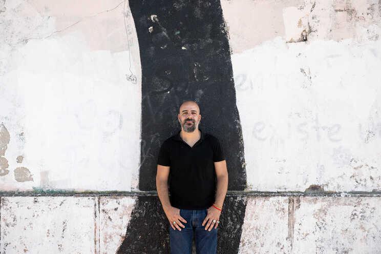 Afonso Cruz é um dos artistas participantes