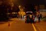 A PSP realizou uma operação musculada no Bairro dos Navegadores, em Oeiras