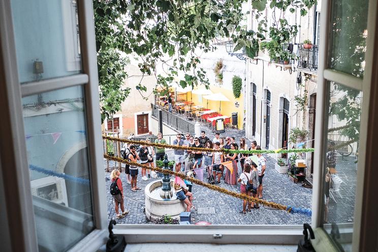 Estão registados 17937 Alojamentos Locais na cidade de Lisboa