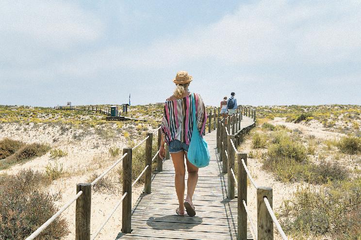 Região do Algarve é por norma uma das mais procuradas pelo sol e mar