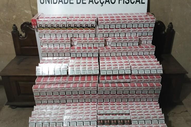 Apreendidos 60 mil cigarros no valor de quase 13 mil euros na Maia