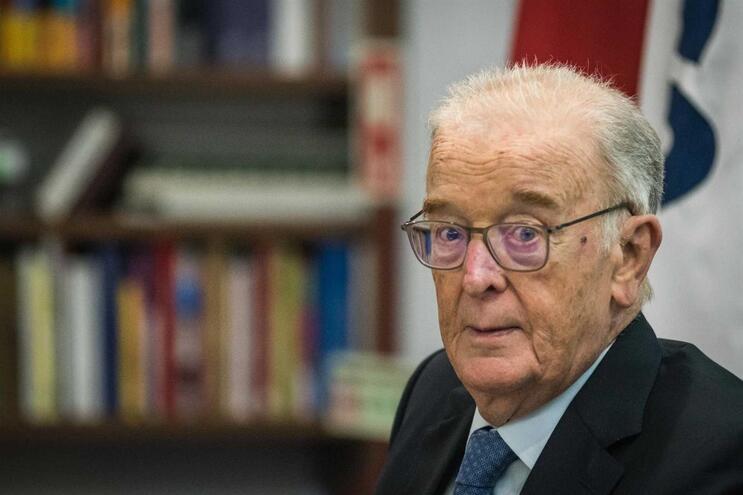 Jorge Sampaio tem 81 anos