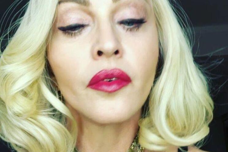 Madonna ainda vive em Lisboa