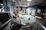 Em Itália já foram infetadas 647.674 pessoas desde o início da crise sanitária, em meados de fevereiro