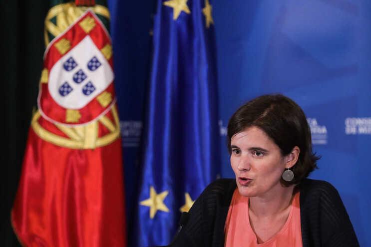 Ministra da Presidência e da Modernização Administrativa, Mariana Vieira da Silva