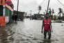 Estima-se que haja 163 mil pessoas afetadas, sem registo oficial de mortes, mas com quase 7000 deslocados