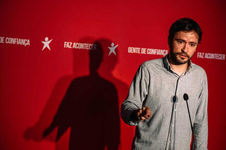 José Soeiro, deputado do Bloco de Esquerda
