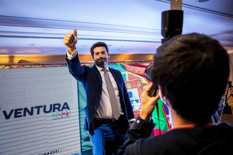 (Des)Ventura no Porto: distrito foi o que votou menos no candidato