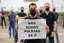 PSP e GNR exigem subsídio de risco idêntico ao dos profissionais da PJ e SEF, de 430,39 euros. Governo