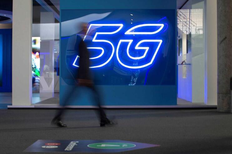 """5G: """"Este concurso não tem pés nem cabeça"""", diz presidente da Sonae"""