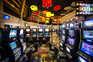 Nas salas de jogo foram implementadas medidas para garantir o distanciamento social