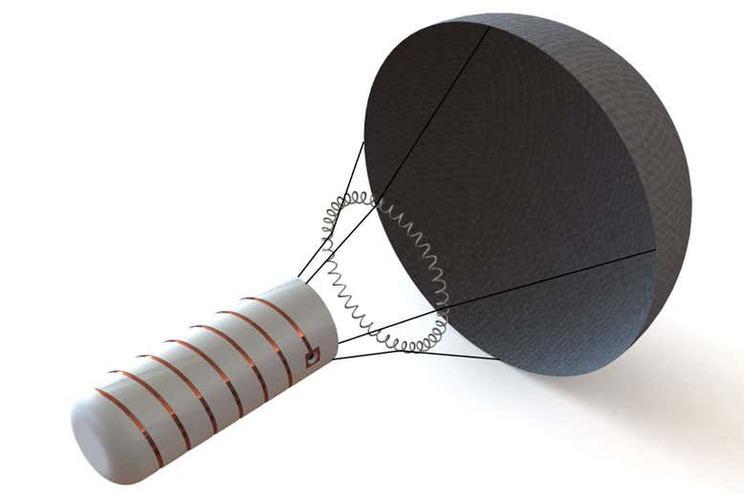 O projétil foi desenvolvido pela empresa de tecnologia americana Harkind Dynamics