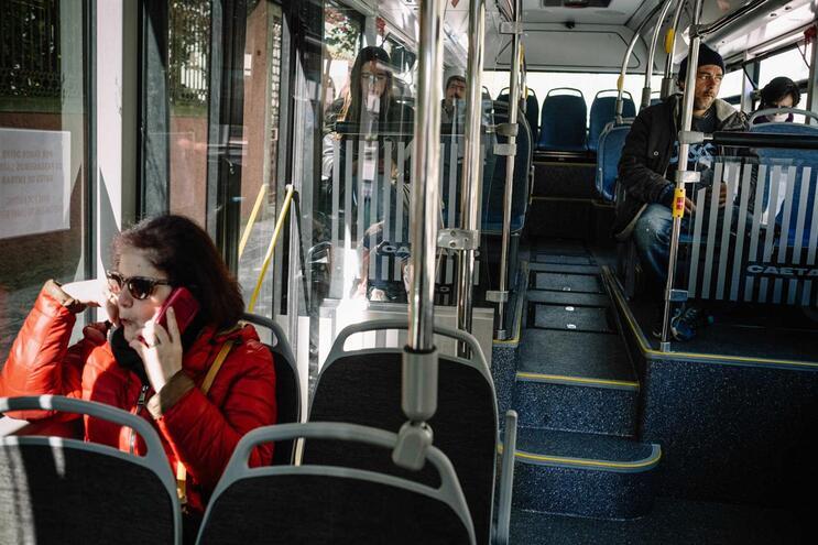 STCP reforça desinfeção dos autocarros e muda horários