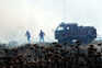 231 operacionais combatem chamas em Odemira